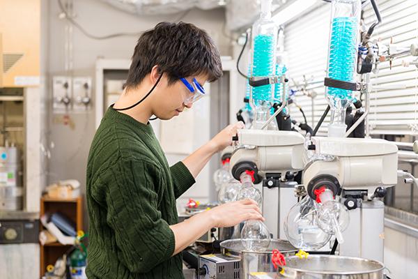 天然物化学研究室
